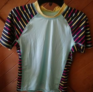 Patagonia. swimming rashguards